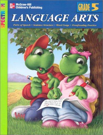 9781577684855: Spectrum Language Arts, Grade 5 (Spectrum (McGraw-Hill))