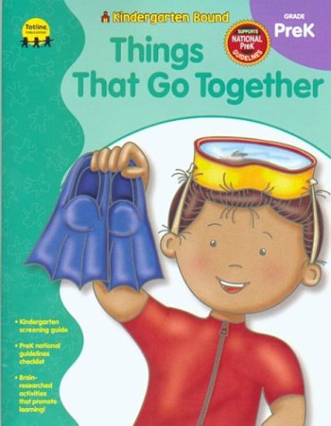 9781577685166: Kindergarten Bound: Things That Go Together