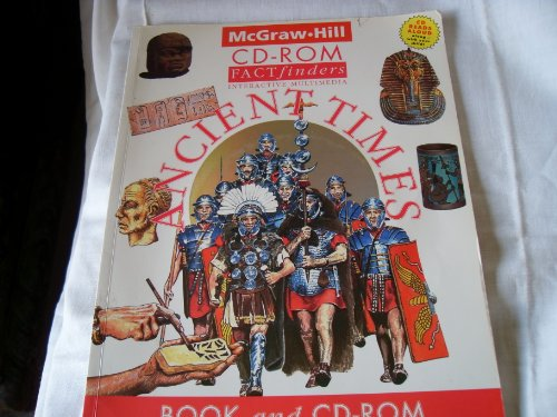 9781577687603: Ancient Times with CDROM (Factfinders)