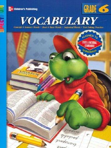 9781577687962: Spectrum Vocabulary, Grade 6