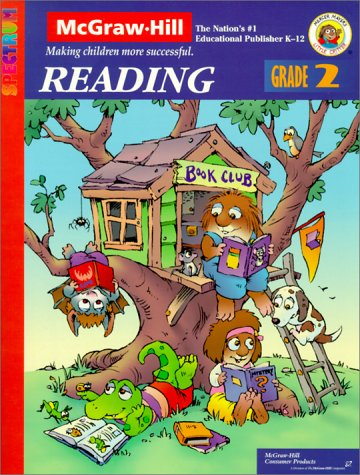 Spectrum Reading, Grade 2 (Spectrum (McGraw-Hill)) (1577688120) by Mercer Mayer