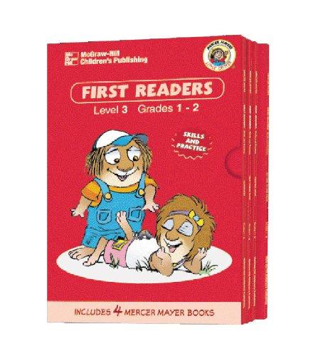 Little Critter First Reader Slipcase Level 3, Volume 1: Mayer, Mercer