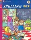 9781577688327: Spectrum Spelling, Grade 2 (Little Critter Workbooks)