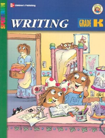 9781577688501: Spectrum Writing, Kindergarten (McGraw-Hill Spectrum Workbooks: Mercer Mayer)