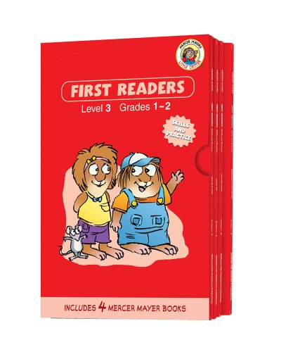 Little Critter First Reader Slipcase Level 3, Volume 2 (Mercer Mayer First Readers Skills and ...