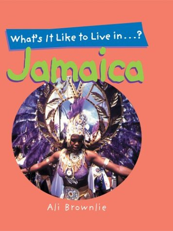 9781577688778: What's It Like to Live in Jamaica?