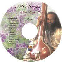 9781577770565: 108 Ragas 6 CD Set By Shri Yogi Hari