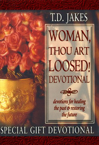 9781577780854: Woman Thou Art Loosed Devotional (Gift)