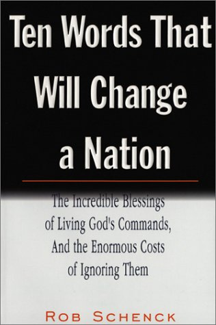 9781577782490: Ten Words That Will Change a Nation (Paper): The Incredible Blessings of Living