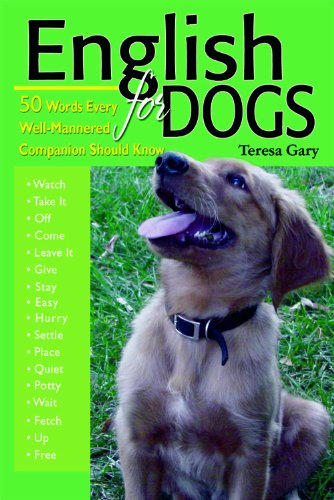 9781577791102: English for Dogs