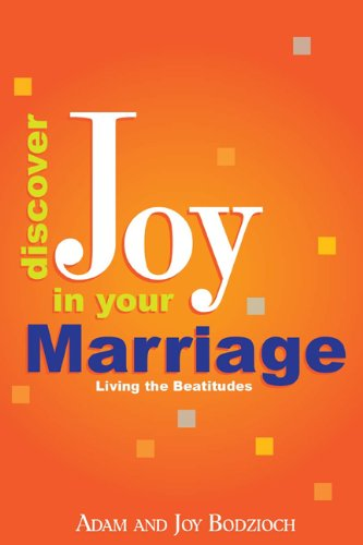 9781577823346: Discover Joy in Your Marriage: Living the Beatitudes