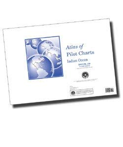 9781577852049: PUB 109 Atlas of Pilot Charts : Indian Ocean