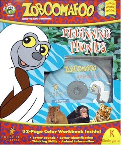 9781577910206: Beginning Phonics (Zoboomafoo, Kindergarten)