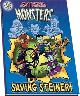 9781577911807: Extreme Monsters: Saving Steiner