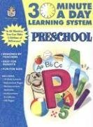 9781577912521: 30 Minutes a Day: Preschool (30 Minute a Day Learning System)
