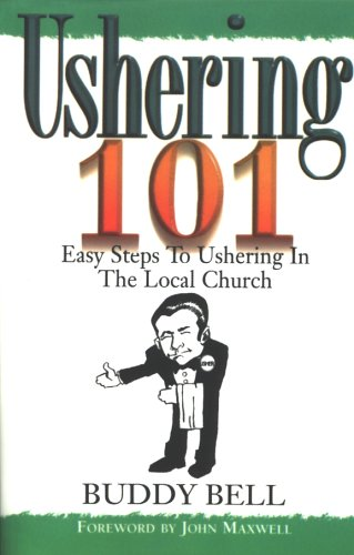 9781577941637: Ushering 101: Easy Steps to Ushering in the Local Church
