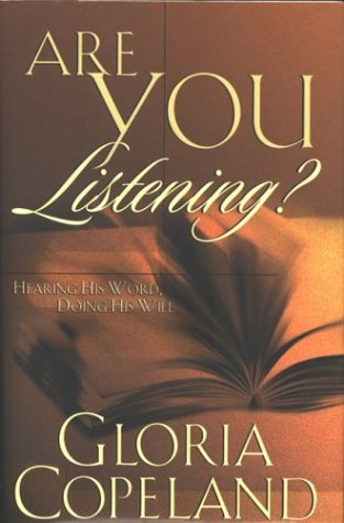 9781577941958: Are You Listening?: Hearing His Word & Doing His Will