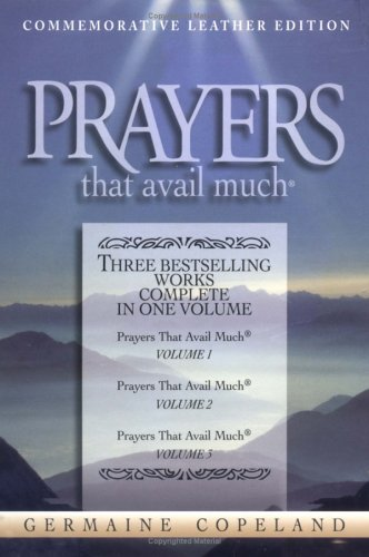 9781577942634: Prayers That Avail Much: Commemorative Leather Edition, Navy