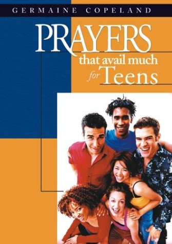Prayers That Avail Much for Teens (Prayers That Avail Much) 9781577944911  Prayers That Avail Much for Teens  has been written in the same scriptural prayer format as the bestselling  Prayers That Avail Much, Volumes I and II.  These all new scriptural prayers have been written especially for teenagers--and the situations and problems teens particularly face! The easy-to-use style makes this book  user-friendly  for teenagers and helps make prayer a comfortable and familiar way to talk to God.  Prayers That Avail Much for Teens  is packed with scripture-based prayers that help all teenagers learn how to pray more effectively.