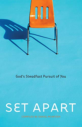 9781577948810: Set Apart: God's Steadfast Pursuit of You