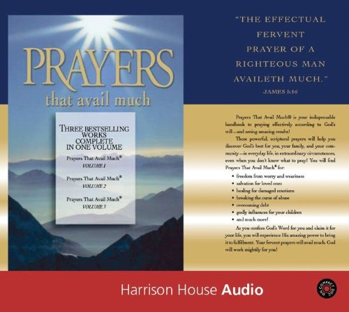 Prayers That Avail Much Commemorative Audio CD: Germaine Copeland
