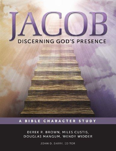 9781577995463: Jacob: Discerning God's Presence - Studies in Faithful Living