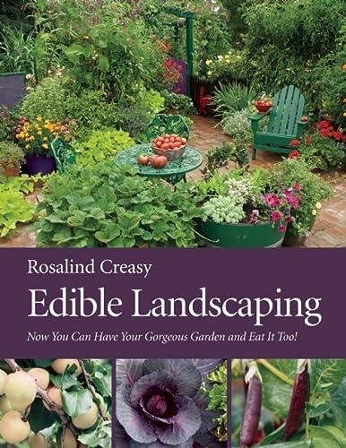Edible Landscaping (Paperback): Rosalind Creasy