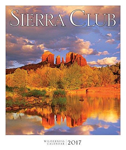 9781578052110: Sierra Club Wilderness Calendar 2017