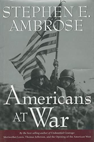 9781578060269: Americans at War