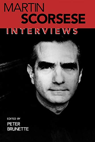 9781578060726: Martin Scorsese: Interviews (Conversations with Filmmakers Series)