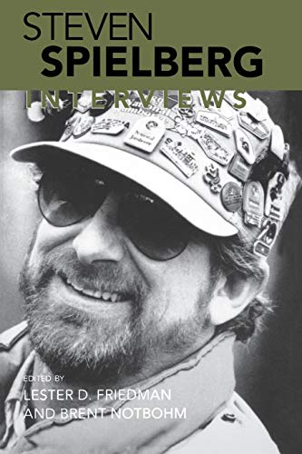 9781578061136: Steven Spielberg: Interviews (Conversations with Filmmakers Series)