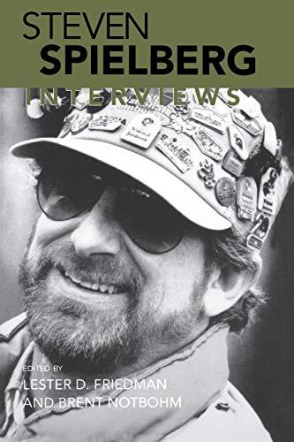 Steven Spielberg: Interviews (Conversations with Filmmakers Series): Steven Spielberg
