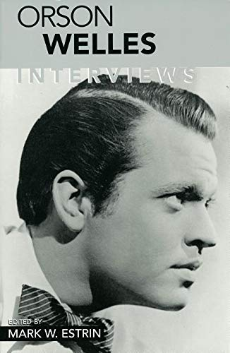 9781578062089: Orson Welles: Interviews (Conversations with Filmmakers)