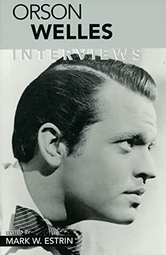 9781578062096: Orson Welles: Interviews (Conversations with Filmmakers Series)