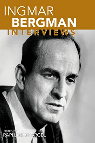 9781578062188: Ingmar Bergman: Interviews (Conversations With Filmmakers Series)