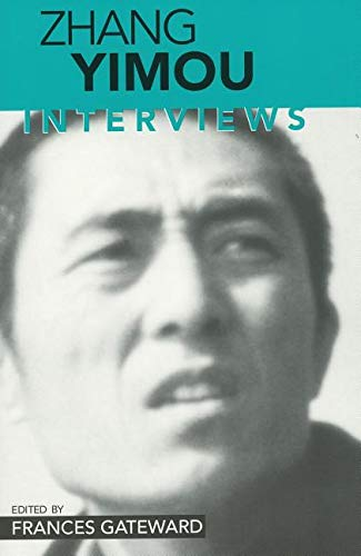 9781578062614: Zhang Yimou: Interviews (Conversations with Filmmakers)