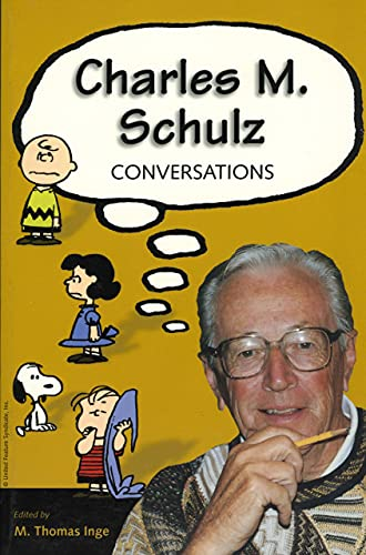 9781578063055: Charles M. Schulz: Conversations (Conversations with Comic Artists Series)