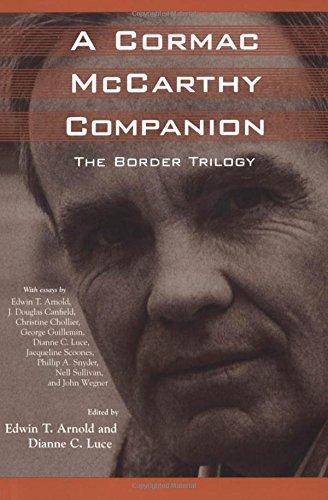 9781578064007: A Cormac McCarthy Companion