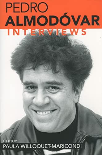 Pedro Almodovar: Interviews (Paperback): Pedro Almodovar
