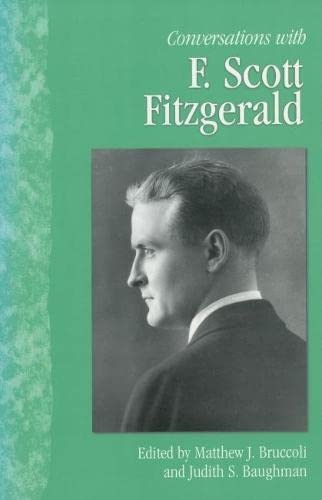 9781578066056: Conversations with F. Scott Fitzgerald (Literary Conversations Series)