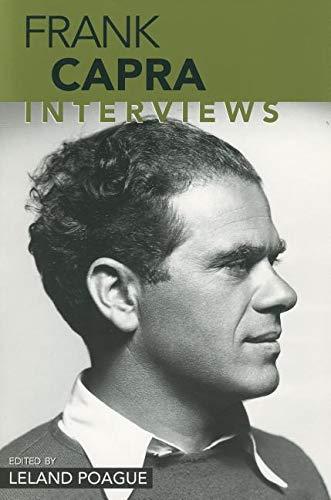 9781578066162: Frank Capra: Interviews (Conversations With Filmmakers)