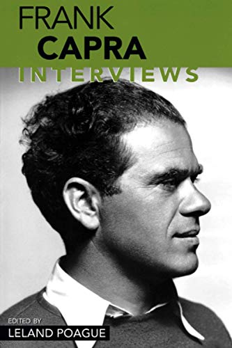 9781578066179: Frank Capra: Interviews (Conversations With Filmmakers Series)