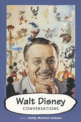 9781578067121: Walt Disney: Conversations (Conversations with Comic Artists Series)