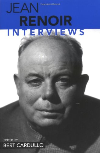 9781578067312: Jean Renoir: Interviews (Conversations with Filmmakers)