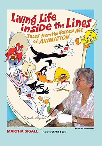 9781578067497: Living Life inside the Lines: Tales from the Golden Age of Animation
