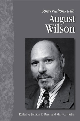 9781578068302: Conversations with August Wilson (Literary Conversations Series)