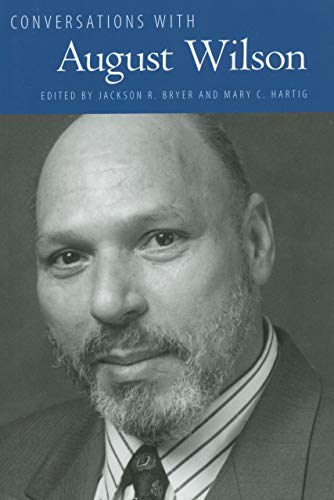 9781578068319: Conversations with August Wilson (Literary Conversations)