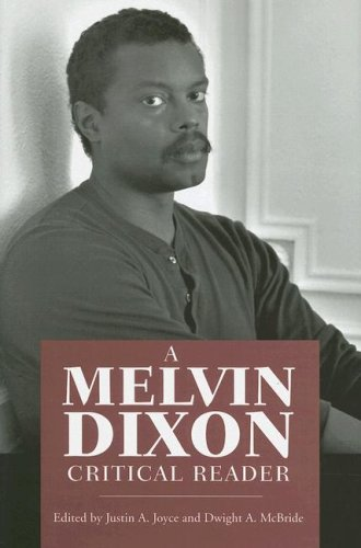 9781578068661: A Melvin Dixon Critical Reader