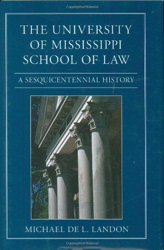 The University of Mississippi School of Law: Michael de L.