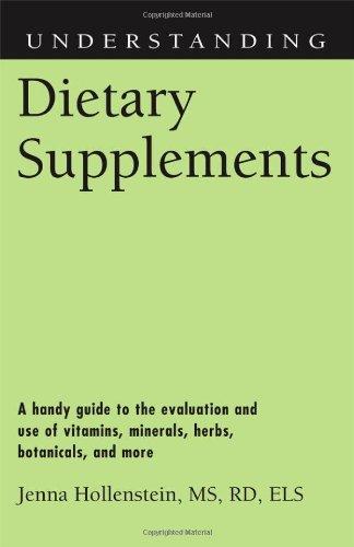 9781578069804: Understanding Dietary Supplements (Understanding Health & Sickness)